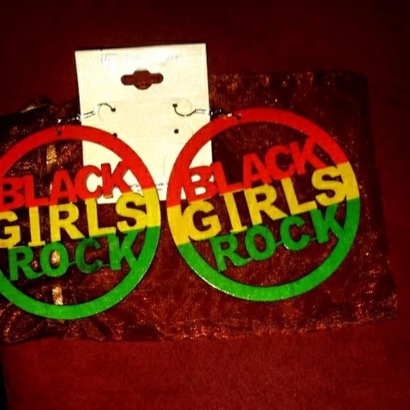 Red/Gold/Green Earrings